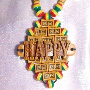 Handmade African Unisex Necklace